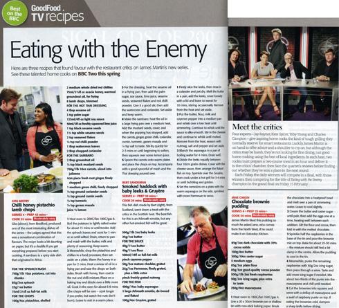 BBC Good Food - February 08