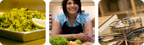 Gita Mistry Food - Recipes