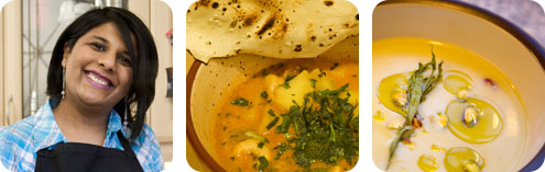 Gita Mistry Projects - Spice Services