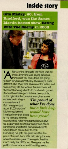 Sunday Mirror Magazine - April 09